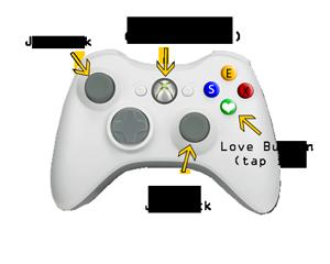 Xbox Sexpad